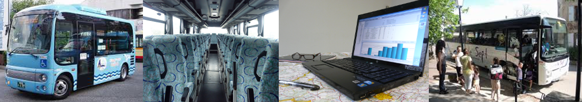 OptiScolaire - Optimisation Transport Scolaire - Logiciel